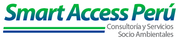 Logo Smart Access Perú